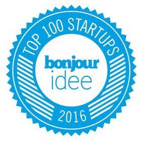 top100 startups 2016